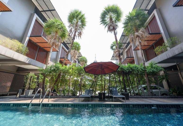 シアム スワナ ホテル, バンコク