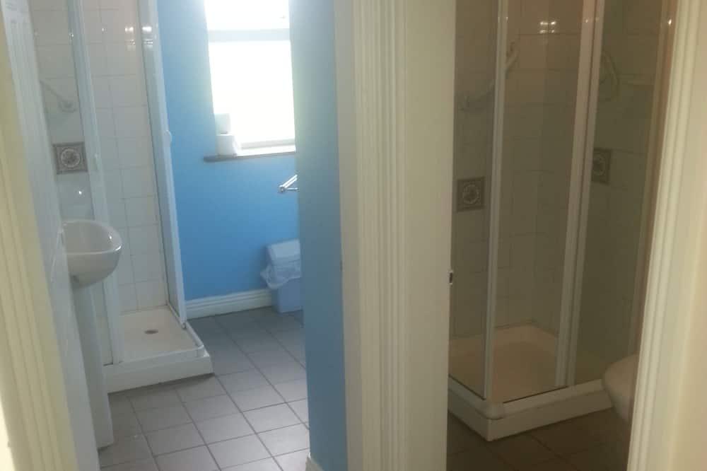 Twin Room - Bathroom Shower