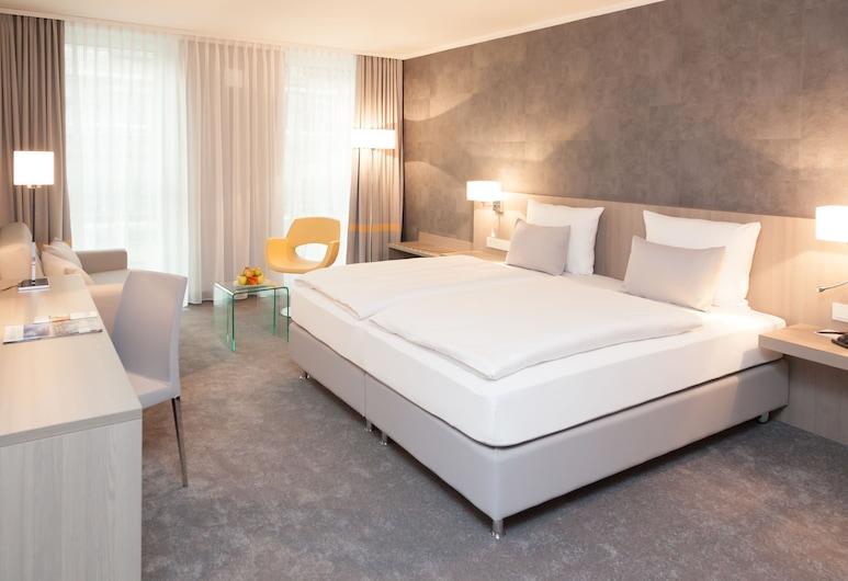 relexa hotel München, München, Superior-Doppelzimmer, Zimmer