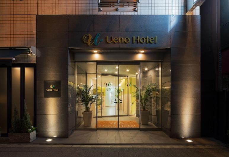 Ueno Hotel, Tokyo, Hotel Entrance