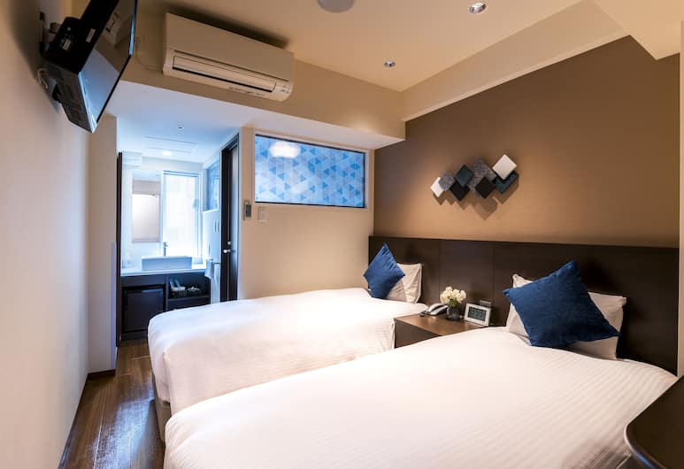 Ueno Hotel, Tokyo, New Twin Room, Non Smoking, Guest Room