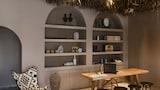 Foto di Hotel Eucalyptus a Santorini