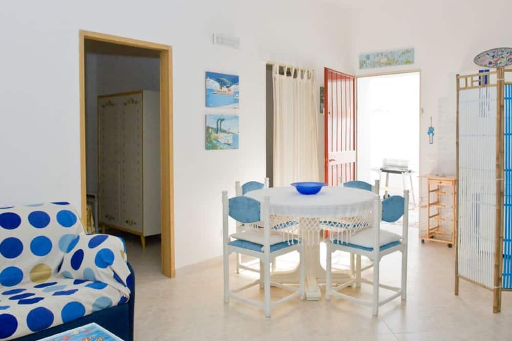 Apartment, 1 Bedroom, Terrace (Anfora) - Living Area