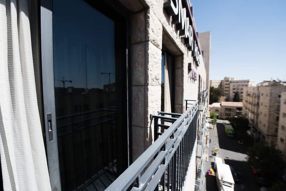 經典標準客房 - 陽台景觀