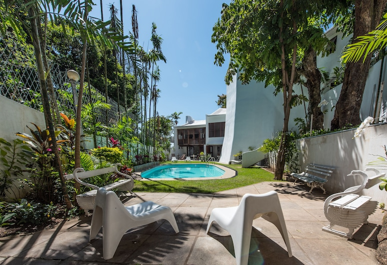 Les Jardins de Rio Boutique Hotel, Rio de Žaneiras, Viešbučio laukiamasis