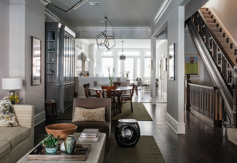 onefinestay - Upper West Side private homes, New York, Apartment, 5 Bedrooms, Bilik Rehat