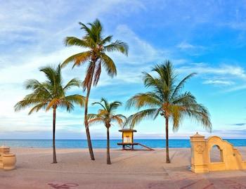 好萊塢加勒比海渡假套房的相片