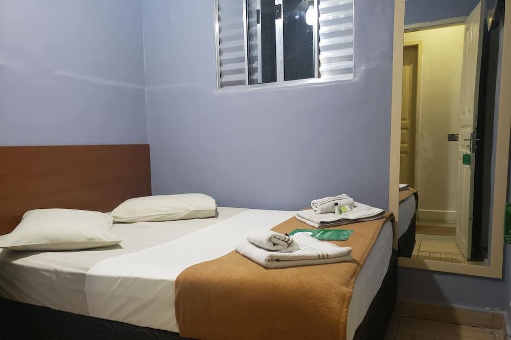 Tek Büyük veya İki Ayrı Yataklı Oda, 1 Çift Kişilik Yatak, Sigara İçilmez - Oda
