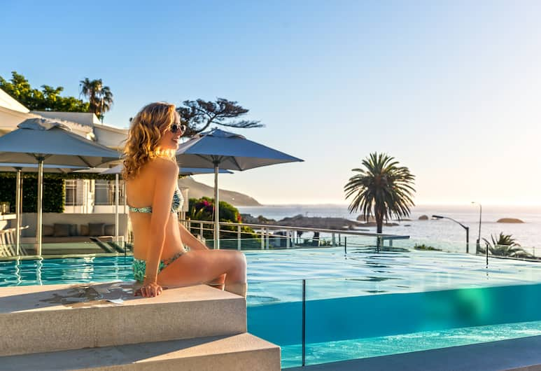 South Beach Camps Bay Boutique Hotel, Cape Town, Rooftop Pool