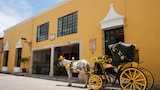 Book this Pool Hotel in Izamal