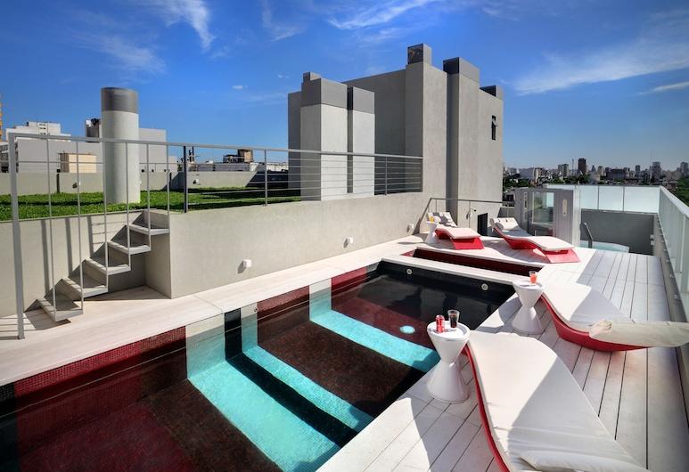 Own Grand Palermo Soho, Buenos Aires, Pool auf dem Dach