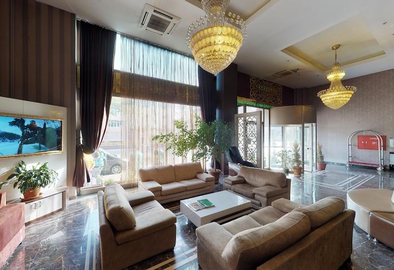 Green Prusa Hotel, Bursa, Jardim