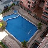 Penthouse, 4 Bedrooms - Kolam Terbuka