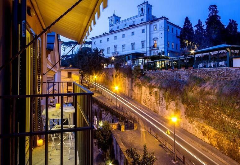 My Secret Spagna, Рим, Вид из отеля