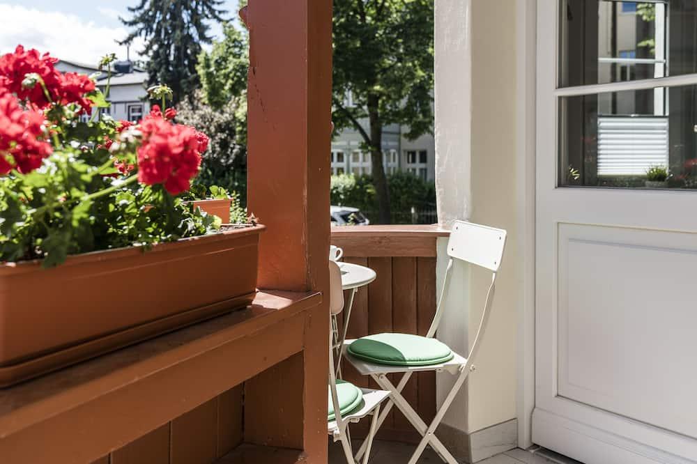 Апартаменти, 1 спальня (Monaco II - 46 Haffnera Street) - Балкон