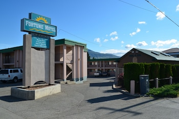 Picture of Fortune Motel in Kamloops