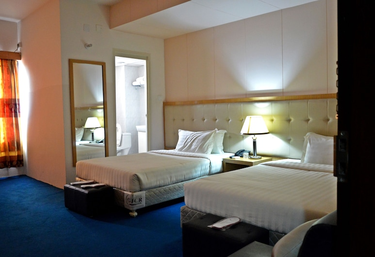 Milina, Dhaka, Superior Twin Room, Guest Room