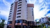 Book this In-room accessibility Hotel in Puebla
