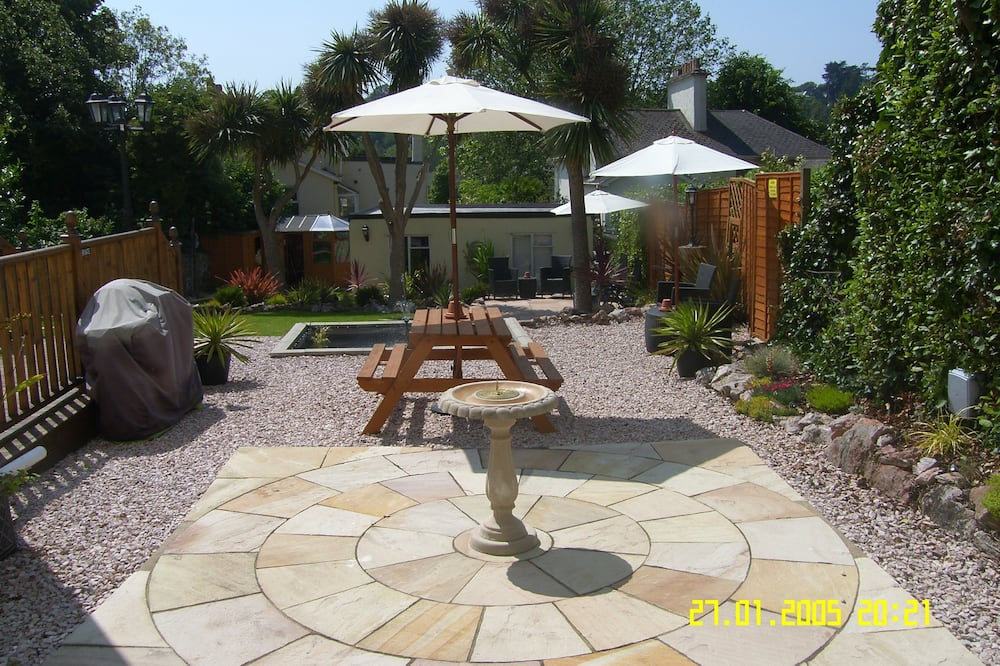 Dzīvokļnumurs, privāta vannasistaba (Flat 9) - Dārzs