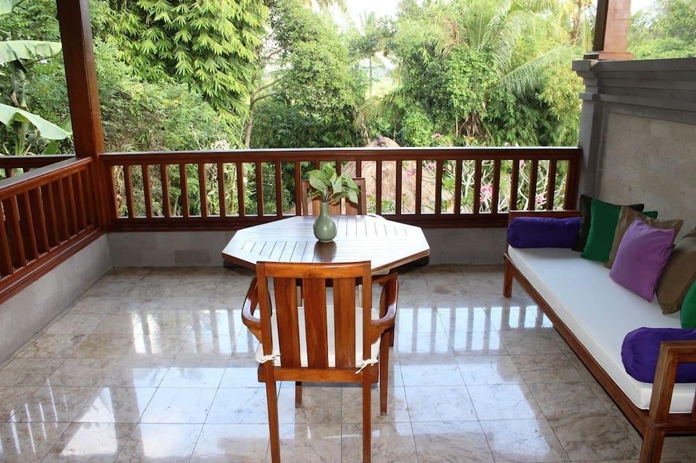 Villa - 2 soveværelser - privat pool - Opholdsområde
