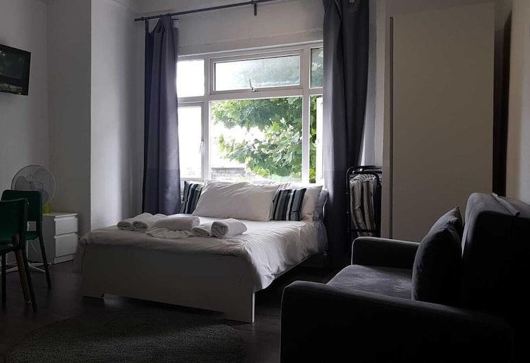 London Queens Apartments, London, Studio, mit Bad (Apartment 2), Verschiedenes