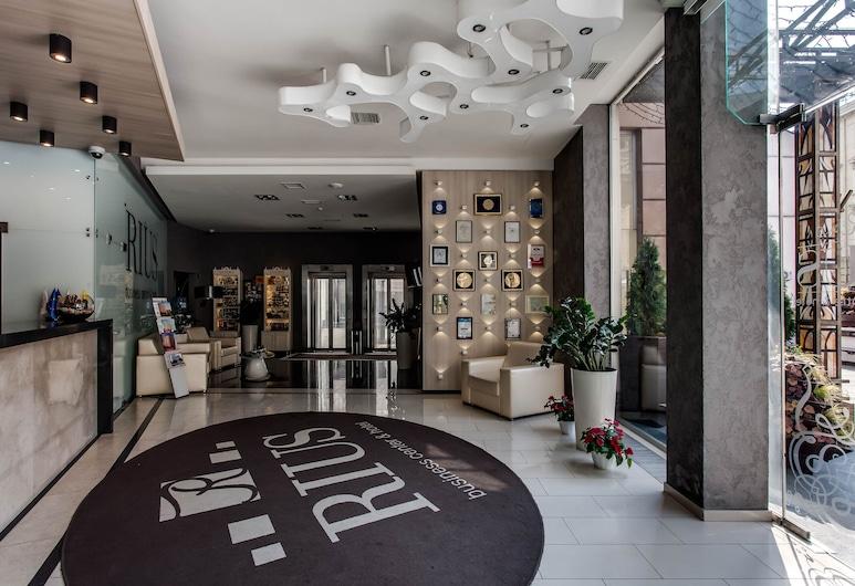 Rius Hotel, Lviv, Lobby Sitting Area