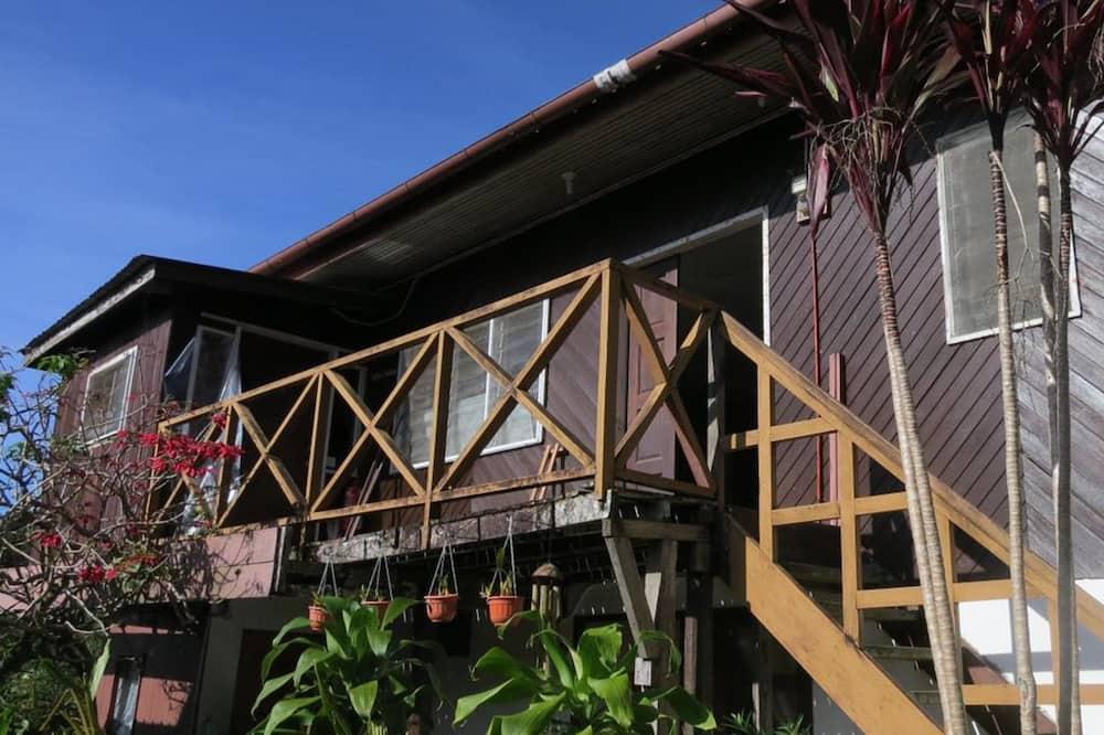 木屋, 3 間臥室, 陽台, 山景 - 陽台