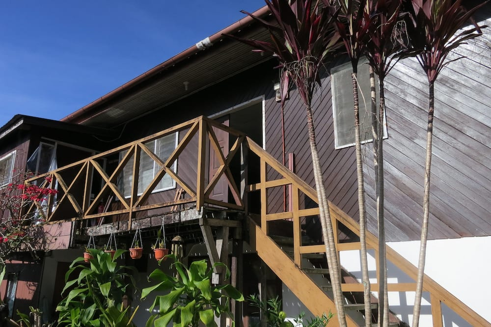 木屋, 3 間臥室, 陽台, 山景 - 露台