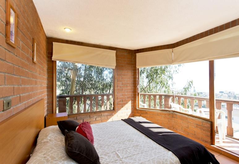 Linda Vista Apart Hotel, Concon, Külaliskorter 2 magamistoaga, Tuba