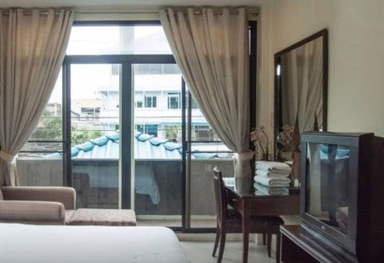 At 1150 villa, Bankokas, Studija verslo klientams, Svečių kambarys