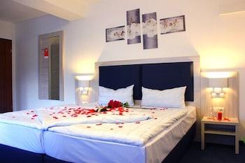 Hamburg bölgesindeki Hotel Altenwerder Hof resmi