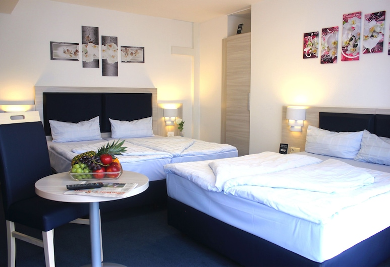 Hotel Altenwerder Hof, Hamburg, Family Room, Guest Room