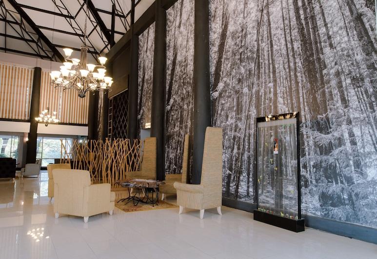 West Wood Hotel, Nairobi, Lounge do Lobby