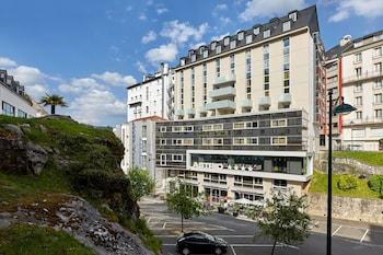 Foto van Hôtel Astrid in Lourdes