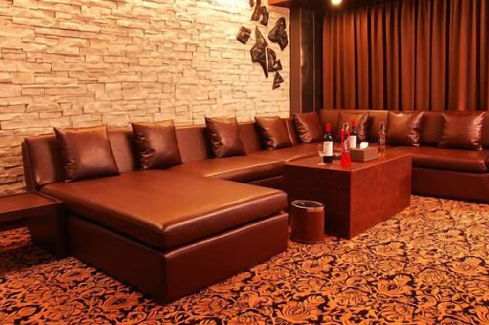 Suite Executiva (Master Suite VIP) - Sala de Estar