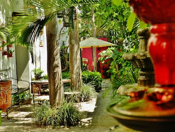 Picture of Hotel Rosa Morada Bed and Breakfast in Tlaquepaque