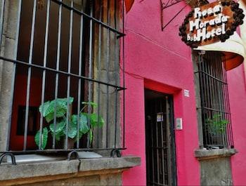 Tlaquepaque bölgesindeki Hotel Rosa Morada Bed and Breakfast resmi