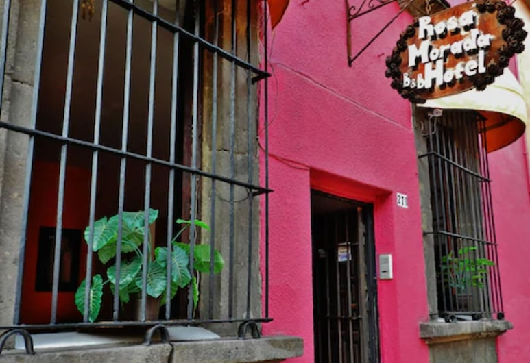 Hotel Rosa Morada Bed and Breakfast, Tlaquepaque