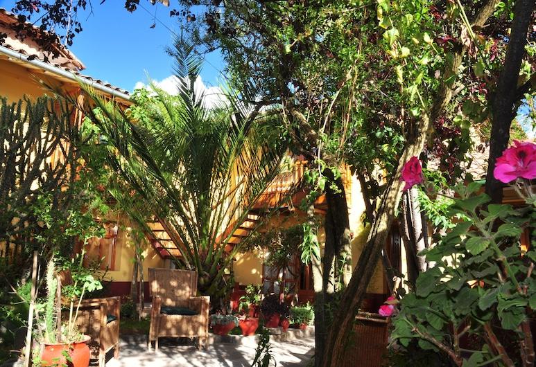 La Hosteria de Anita, Cusco, Quintal