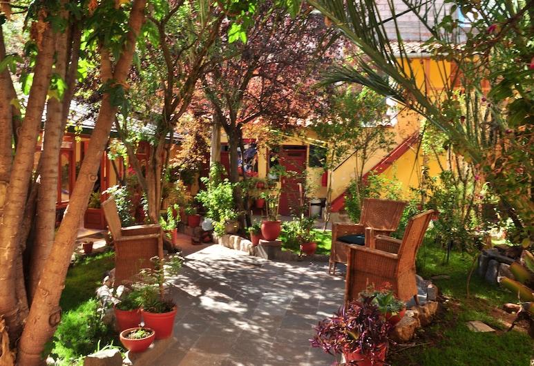 La Hosteria de Anita, Cusco, Courtyard