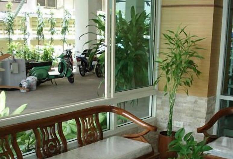 Thanaplace Jaran 34, Bankokas, Poilsio zona vestibiulyje