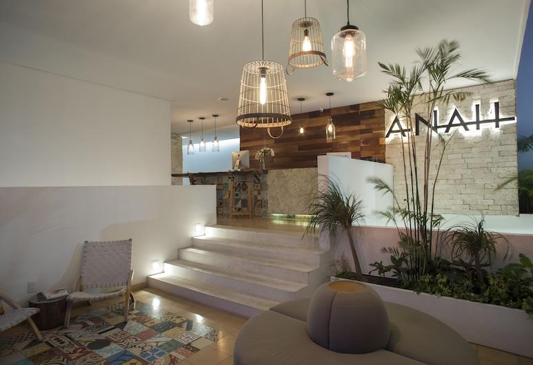 Anah Suites Playa del Carmen, Плая-дель-Кармен, Фасад помешкання