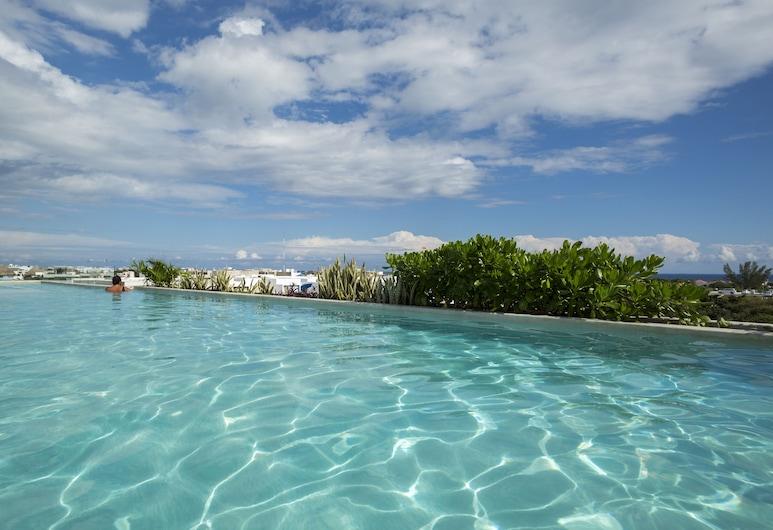 卡門海灘阿納套房飯店, 卡曼海灘, 頂樓游泳池