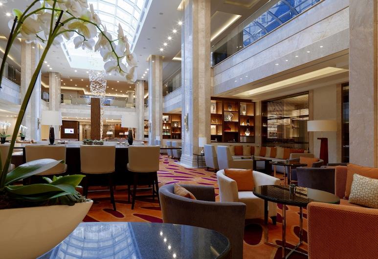 Moscow Marriott Hotel Novy Arbat, Moskwa, Lobby