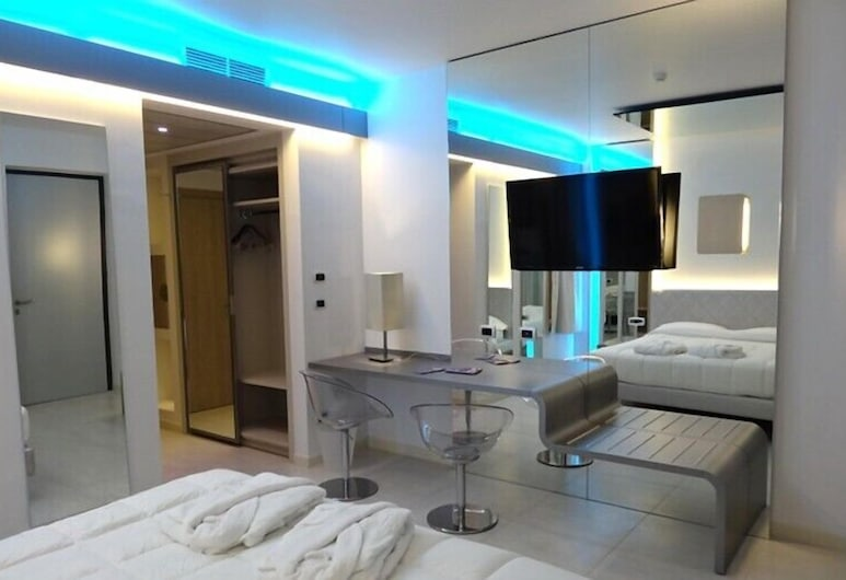 Hotel Camelia, קאמרי, חדר סופריור זוגי, חדר אורחים