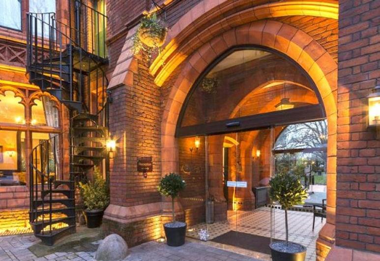 聖保祿酒店, 倫敦, 櫃台