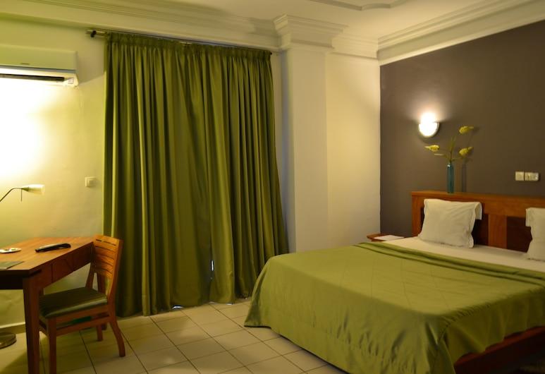 Futuris Hotel, ดูอาลา, ห้องดีลักซ์, วิวจากห้องพัก