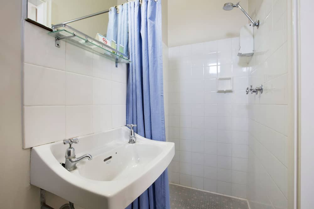 Compact Economy Single - Bathroom