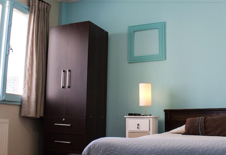 Hostal Providencia, ซานเตียโก, ห้องซูพีเรียซิงเกิล, ห้องพัก
