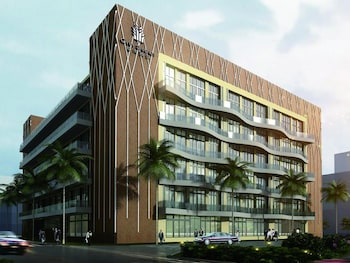 Bild vom City Suites - Kaohsiung Chenai in Gaoxiong